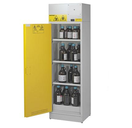 Safety cabinet 90 lt for chemicals