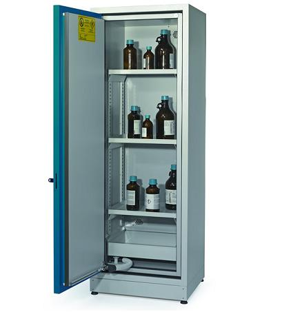 Safety cabinet 100 liters of liquid and solid inflammables