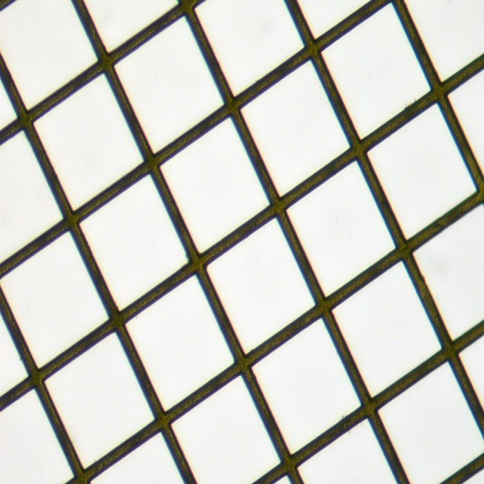 Grids - Square Mesh Grids - Thin Bar, High Definition - Nickel 1000 mesh