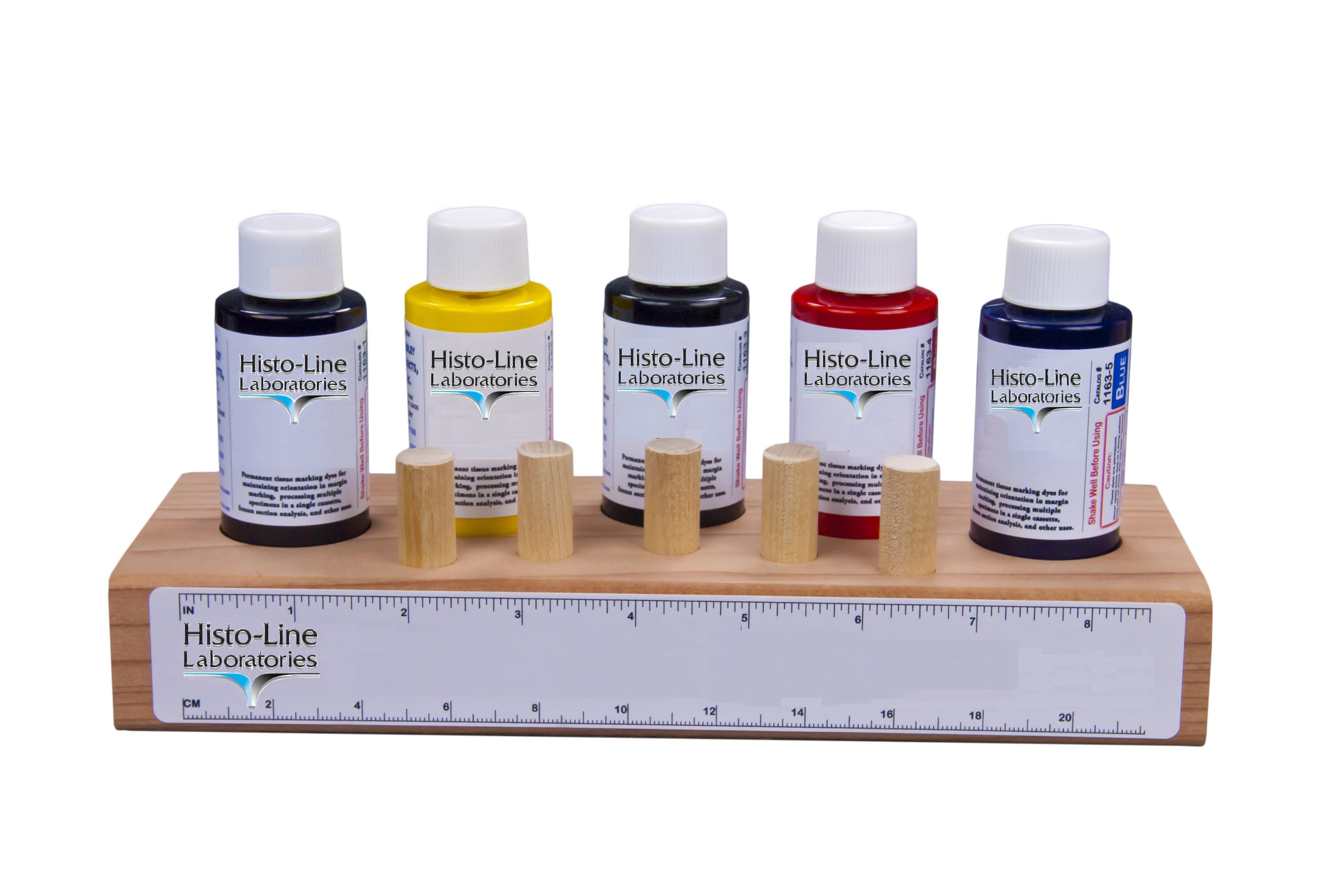Tissue marking dyes kit (Seven colour)